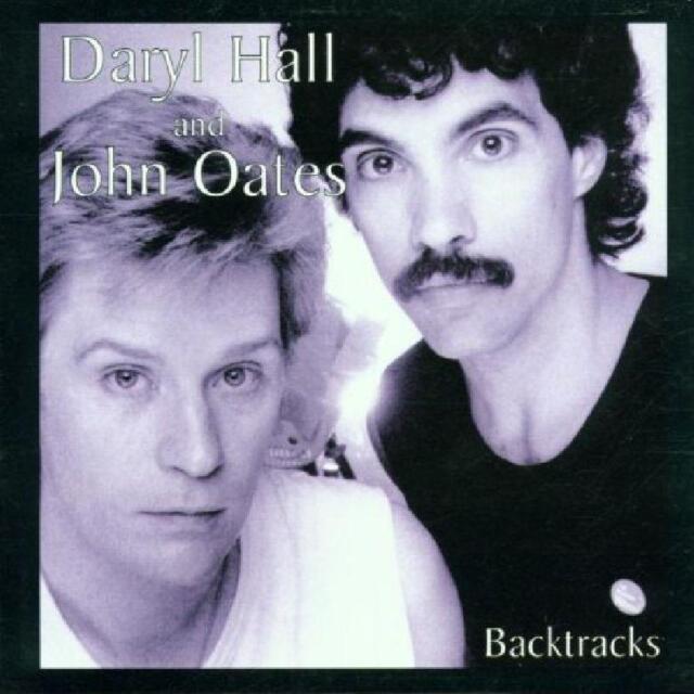 Daryl Hall & John Oates(CD Album)Backtracks-Dreamcatcher CRANCH-CRANCH1-New