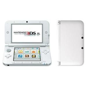 Nintendo 3ds xl white handheld system 45496501129 ebay - Nintendo 3ds handheld console ...
