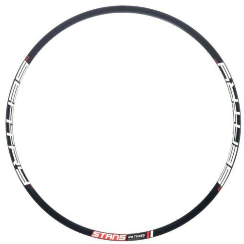 "26/"" Diameter 32 Hole Stans NoTubes Sentry MK3 Bicycle Rim Black NEW RTST60001"