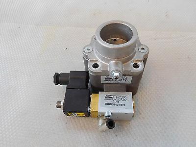 Abac Air Compressors Rapid Heat Dissipation Abac Code-600.0228,einlassvetil Unused