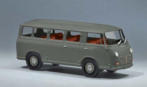 Busch 94102-1//87//h0 Goliath Express 1100 combi-gris-nuevo