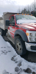 Ford 550 Dompeur 2011