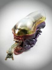 Hot Toys Alien vs. Predator: SAMURAI PREDATOR Figure 1/6 ALIEN WARRIOR HEAD