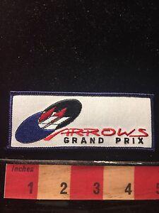Car-Auto-British-Formula-One-Racing-Patch-Arrows-Grand-Prix-International-69II