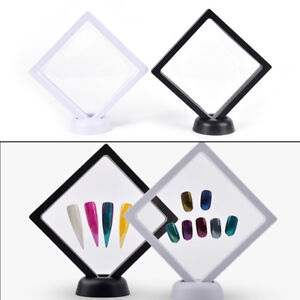 3D-False-Nail-Art-Board-Tips-Stick-Polish-Display-Practice-Stand-Tips-Rack-Xr-GF
