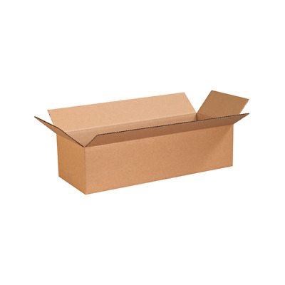 18X10X6 Cardboard Packing Mailing Shipping Corrugated Box Cartons Moving