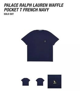 Navy Skateboards About Tri Details Waffle Pocket M Shirt Ralph Tee Palace Lauren Ferg Polo dtxQhCsrB
