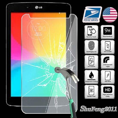 Tempered Glass Screen Protector For LG G Pad 7.0 V400 V410 Tablet