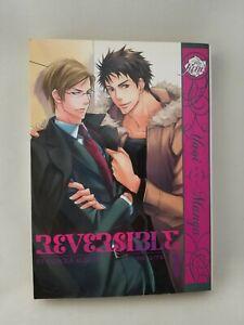 English Yaoi Manga Reversible By Saki Takarai Rare Oop Bl Gay Lgbt Books Series 9781569701447 Ebay