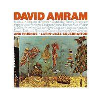 David Amram - Latin Jazz Celebration [new Cd] on Sale