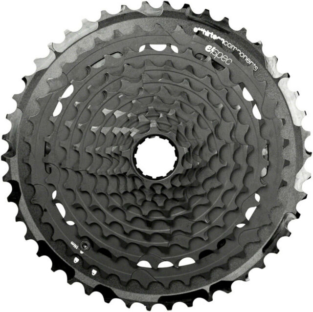 Black 11-speed 9-46t Cassette for XD Driver Freehubs New e*thirteen TRS