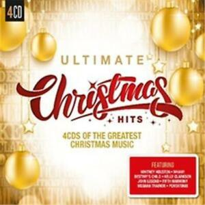 ULTIMATE-CHRISTMAS-HITS-VARIOUS-ARTISTS-4-CD-NEW