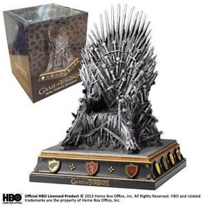 Game-of-Thrones-Noble-Collection-Il-Trono-di-Spade-Fermalibri-Iron-Throne-Statua