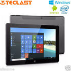 """Teclast Tbook11 10.6"""" Windows 10 Android Intel Z8300 64G Ultrabook Tablet PC Lot"""