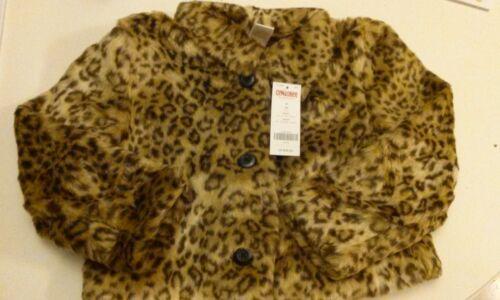 Gymboree jacket leopard 9 NWT Glamour Scottie Winter Snowflake sweater choice