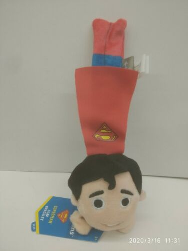HALLMARK SUPERHERO SUPERMAN  SLAP BRACELET KID FUN TOY 100/% ORIGINAL LICENSED