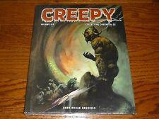 Creepy Archives Volume 6, SEALED, Warren, Dark Horse, hardcover book Frazetta!