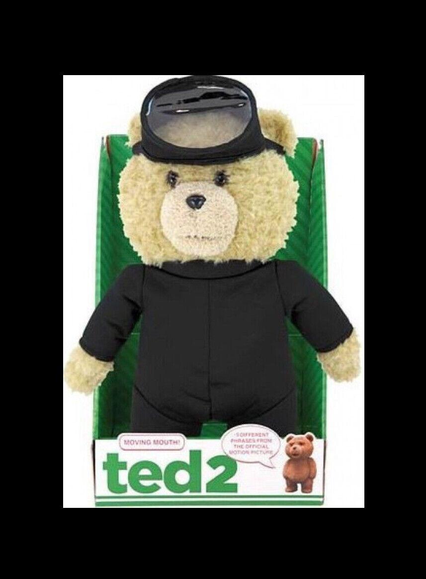 Ted 2 Ted en Scuba Gear 16 pulgadas hablando peluche [Explicit]