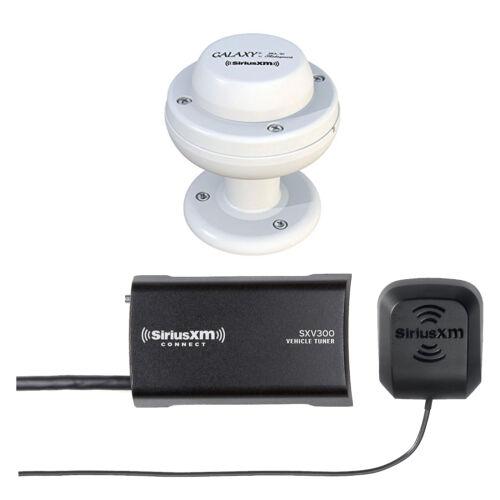 SiriusXM Satellite Radio Tuner Kit Shakespeare SiriusXM Satellite Antenna