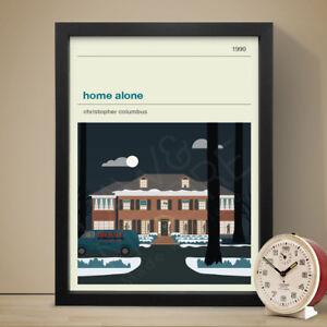 HOME ALONE Alternative Movie Poster