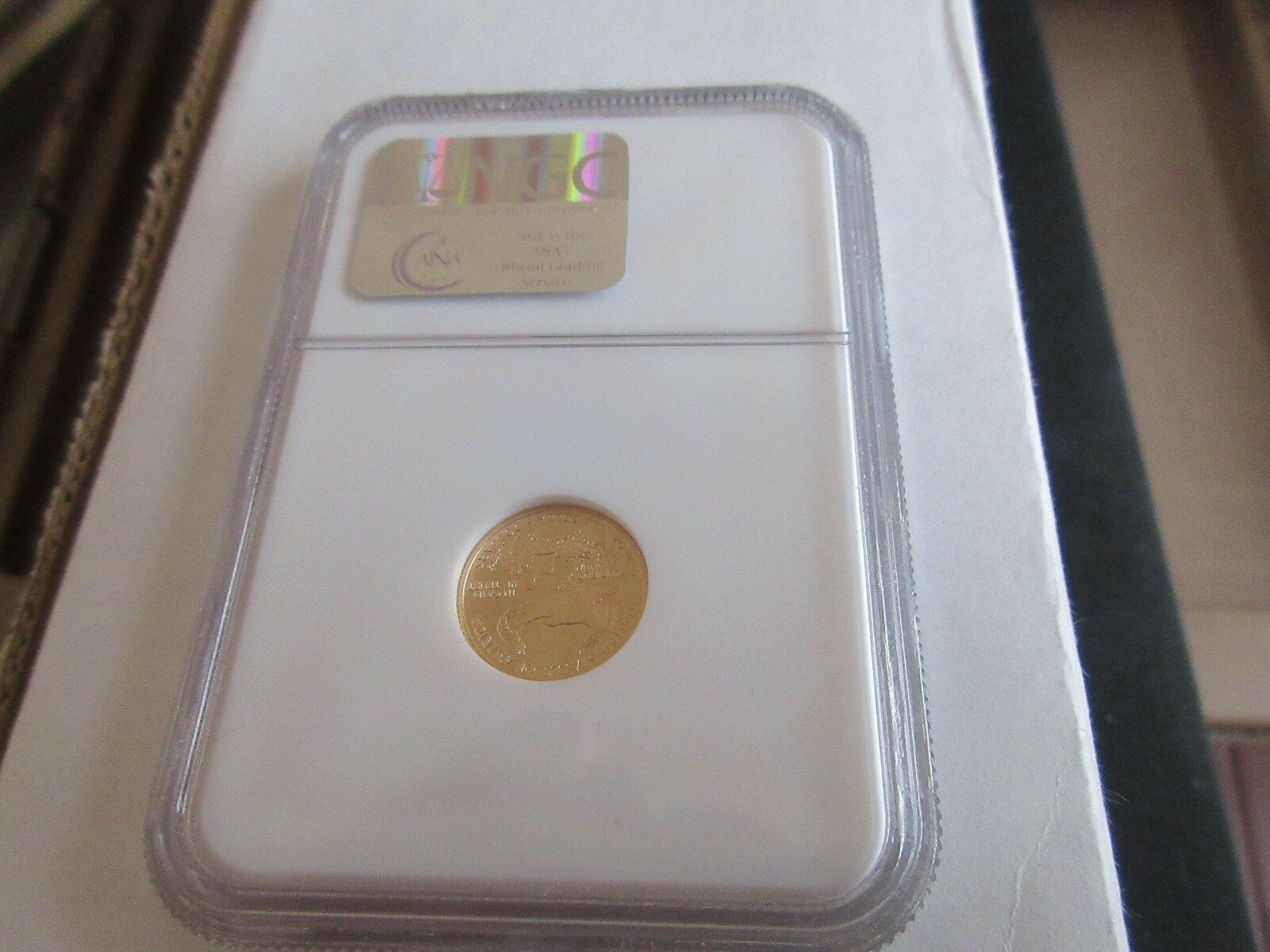 2004 , Eagle , G5$ , NGC , MS 69 , Tenth-Ounce Gold Ame