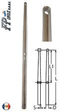 Chandelier Longueur 622mm inox 316 - A4