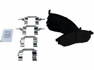 FRONT BRAKE PADS FOR INFINITI METALLIC FITS EX35 EX37 FX35 FX37 FX45 G35 G37