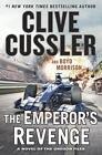 Oregon Files: The Emperor's Revenge 11 by Clive Cussler and Boyd Morrison (2016, Hardcover)