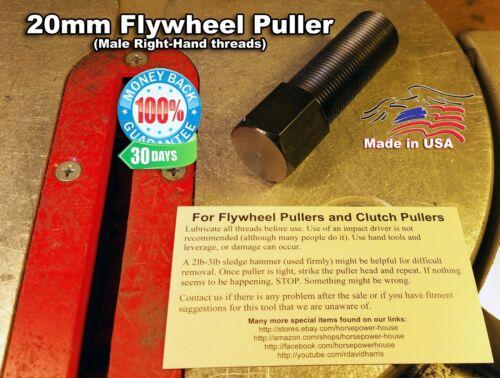 20mm PULLER TOOL for ROTOR  FLYWHEEL @ KAWASAKI ZX-12R ZX12R B Model Only 02-06