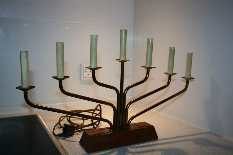 7 arm lampe