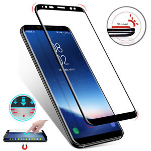 For-Samsung-Galaxy-A7-2018-A8-A6-2018-Full-Cover-Tempered-Glass-Screen-Protector