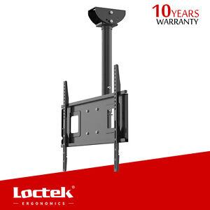 Ceiling-TV-Wall-Mount-Full-Motion-Bracket-LED-LCD-4K-32-034-40-42-46-034-50-034-55-034-65-034