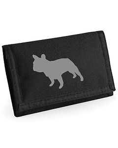 Dog-Wallet-Pug-French-Bulldog-Puggle-or-Boston-Dog-Silhouette-Design-13cmx9