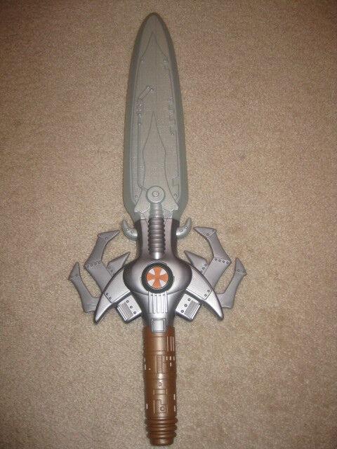 Masters of the Universe He-Man  (2002) Puissance Électronique épée  meilleure mode