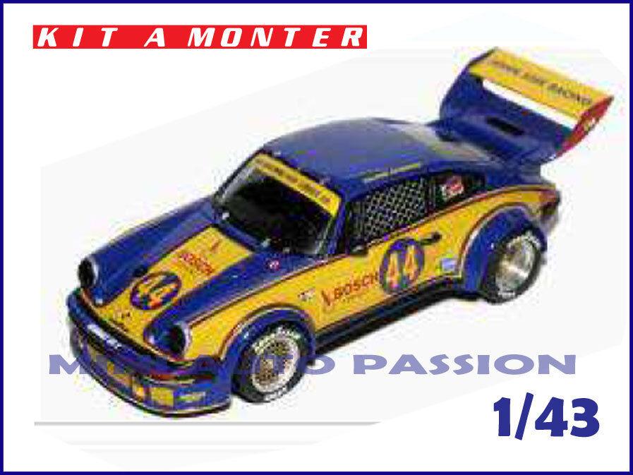 Kit JPS Prépeint - Porsche 934 5 - Holbert - Imsa 1977 - ref.  KP358