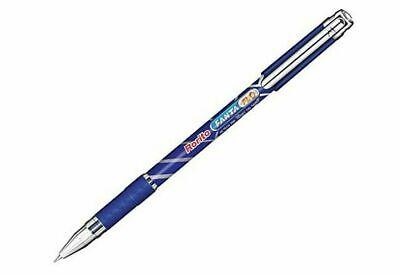 10x Cello Maxriter BLUE Ball Pen glattes Schreiben Schüler Schule Heimgebrauch