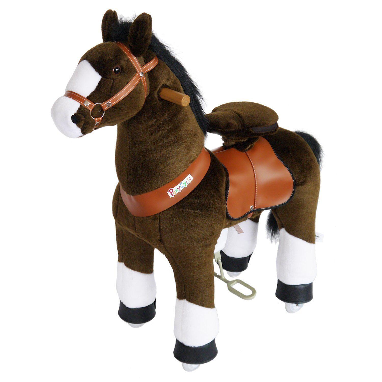 PONYCYCLE oficial paseo a caballo sin Batería sin electricidad mecánica Horse..