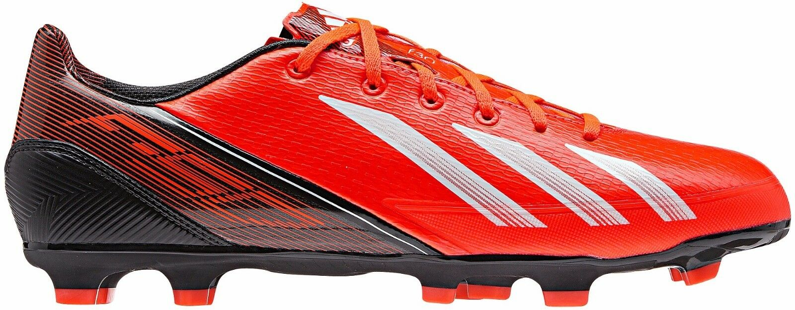Men's Adidas F30 TRX FG Soccer Cleats - Red/White/Black - NIB!