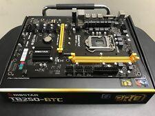 BIOSTAR TB250BTC LGA 1151 Motherboard