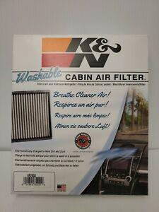 K/&N VF2033 Cabin Air Filter Fits 09-18 Honda Civic//CR-V//CR-Z//Fit//HR-V//Insight