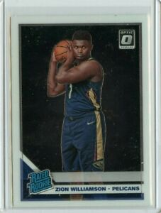 2019-20-Donruss-Optic-ZION-WILLIAMSON-Rated-Rookie-RC-Card