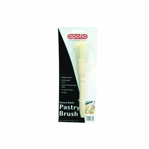 Pastry Brush With Natural Bristles For Glazing /& Baking Glazing Brush Oiling