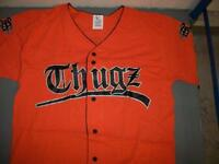 Tazz Wwf Wwe Vintage Baseball Jersey Brand