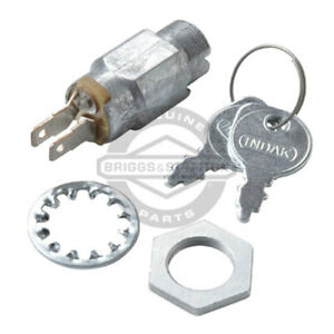 Briggs /& Stratton OEM 421064MA replacement switch and key