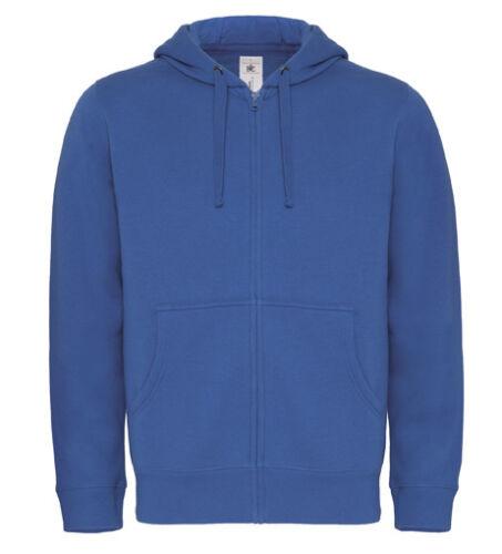 3XL Herren B/&C Kapuzenpullover Sweatshirt  Shirt Pulli Hoodie Jacke I S