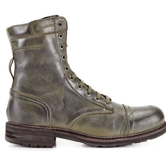 Preventi Mens Ankle BOOTS Military