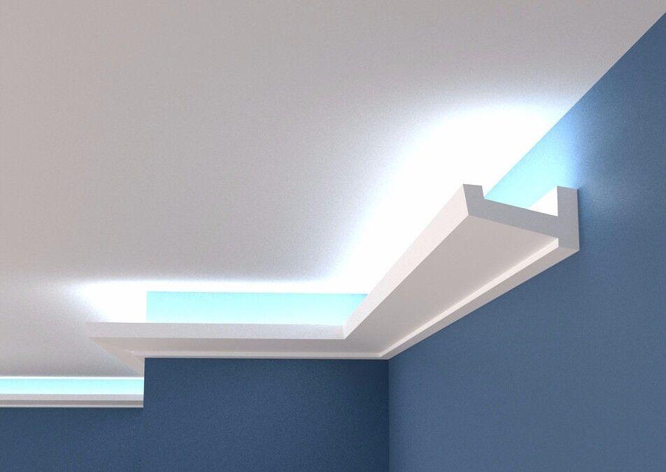 XPS BGS2 COVING LED Lighting molding cornice -LOWEST PRICE- LARGE GrößeS QUALITY