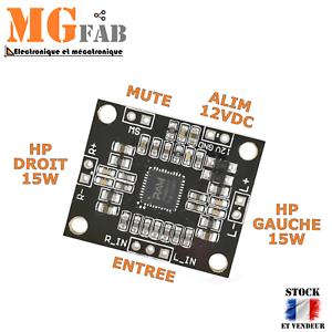 Module PAM8610 2x10W mini amplificateur audio numérique stéréo class DArduino