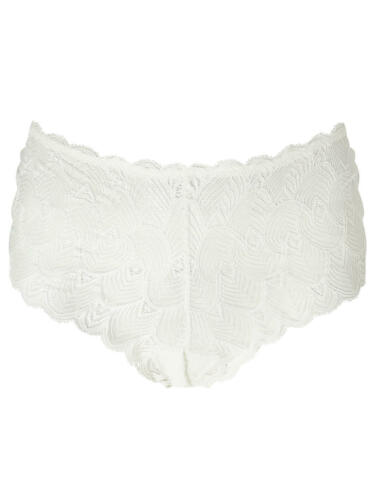 John Lewis Eleanor Lace Shorts Ivory Size 14 New with Tags Free P/&P UK RRP£14.00
