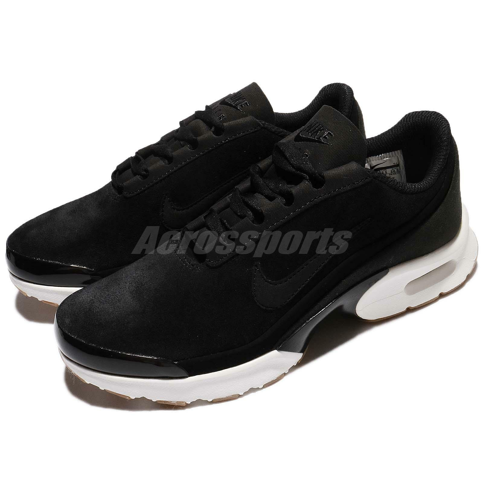 Wmns Nike Air Max Jewell SE Black Gum Med Ivory Women Running Shoes 896195-006